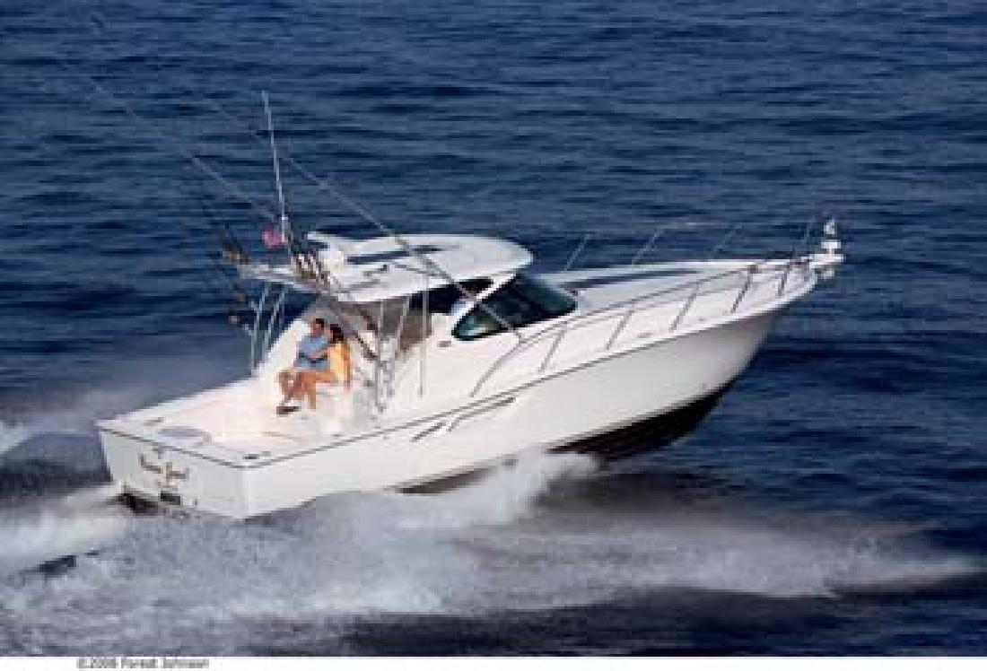 2013 39' Tiara Yachts Open