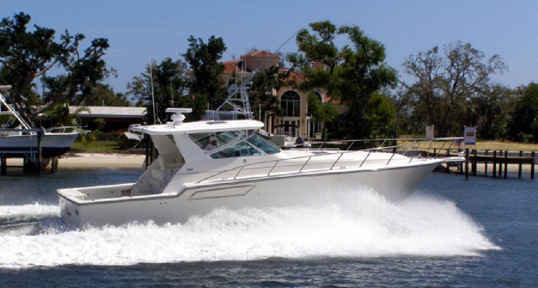 1997 43' Tiara Yachts Open Express in Palm Beach Gardens, Florida