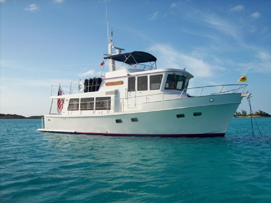 2004 45' Symbol Yachts Pilothouse