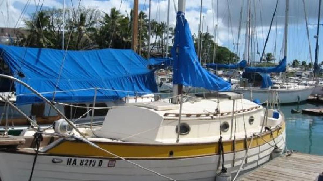 1978 27' Nor Sea Yachts Pocket Cruiser for sale in Honolulu