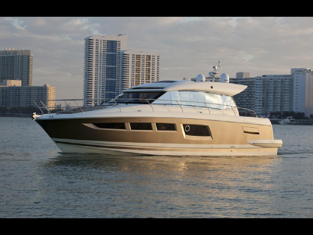 2012 50' Prestige Yachts Prestige 500