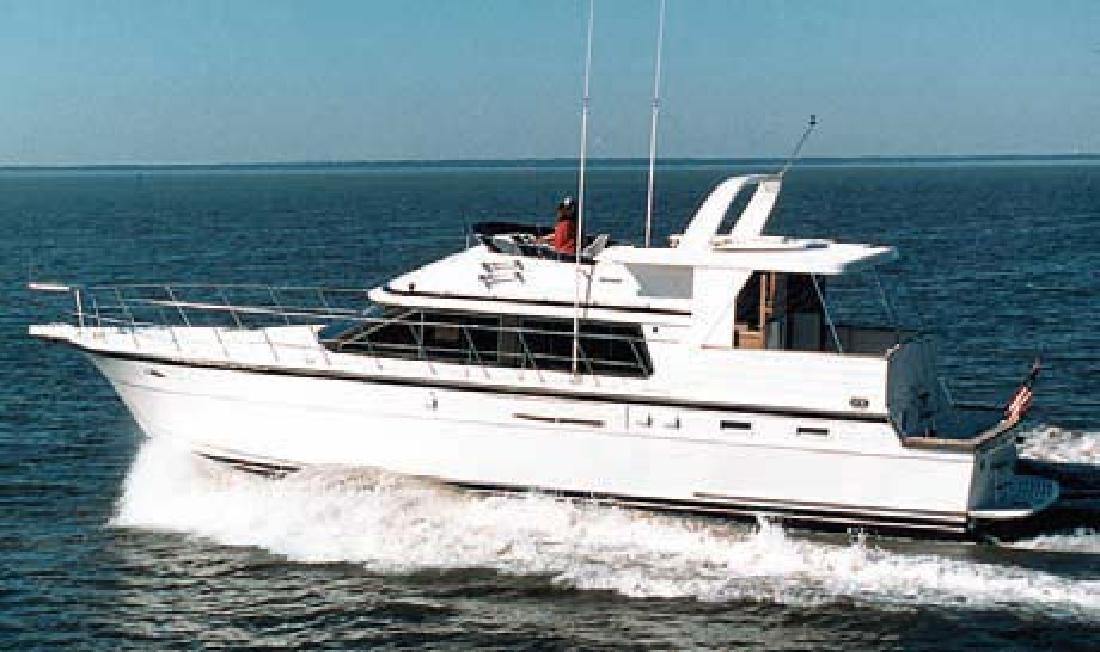 2000 56' Jefferson Yachts Rivanna
