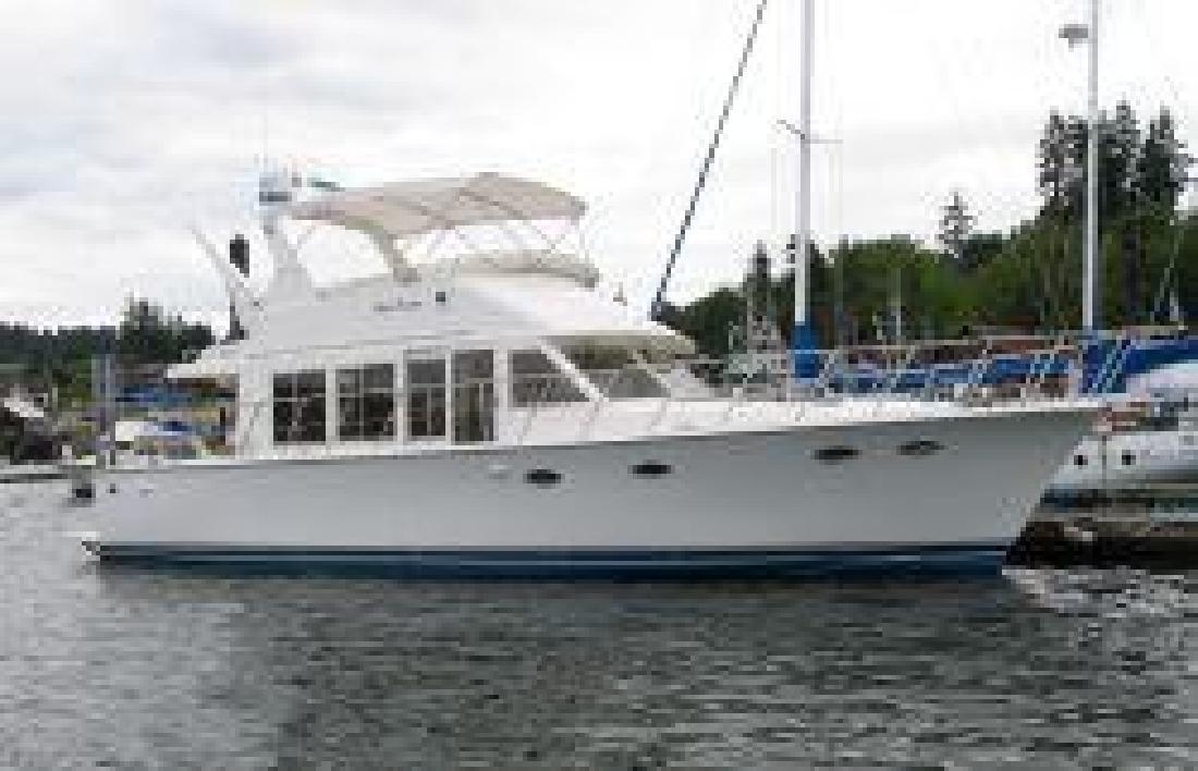 1999 47' McKinna Yachts Sedan