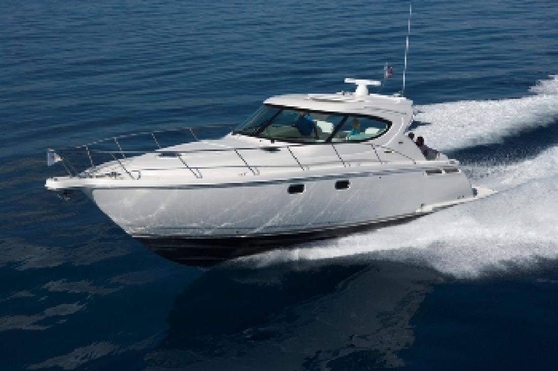 2012 45' Tiara Yachts Sovran