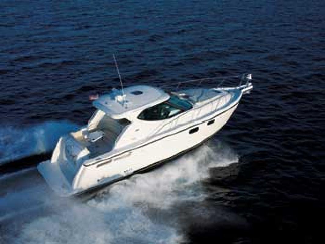 2012 39' Tiara Yachts Sovran