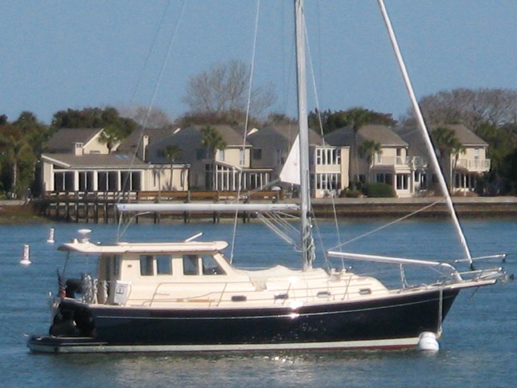2007 41' ISLAND PACKET YACHTS Sp Cruiser