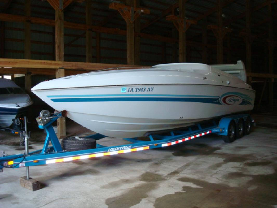 2002 30' Baia Yachts sport 302