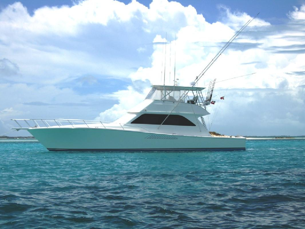 2002 55' Viking Yachts Sportfish for sale in Hollywood, Florida | All Boat ...