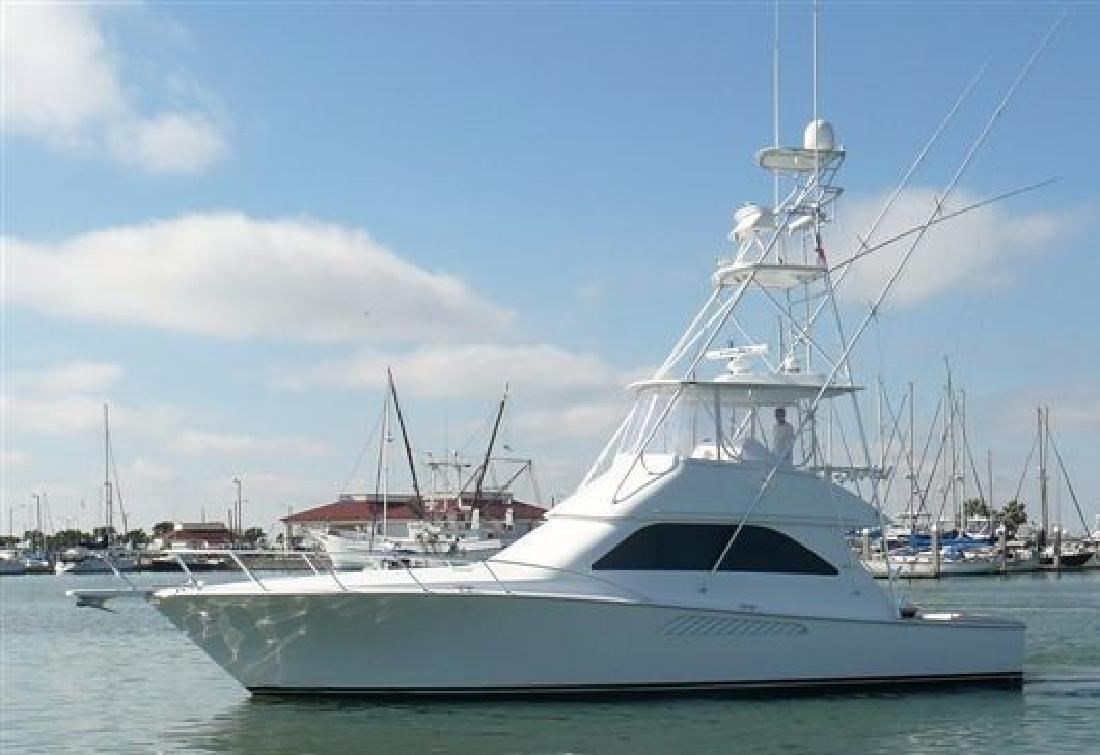 2003 45' Viking Yachts Sportfish for sale in Port Aransas, Texas | All Boat ...