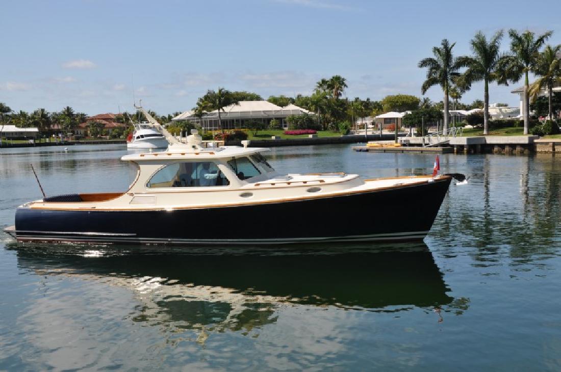2005 40' Hinckley Yachts Talaria