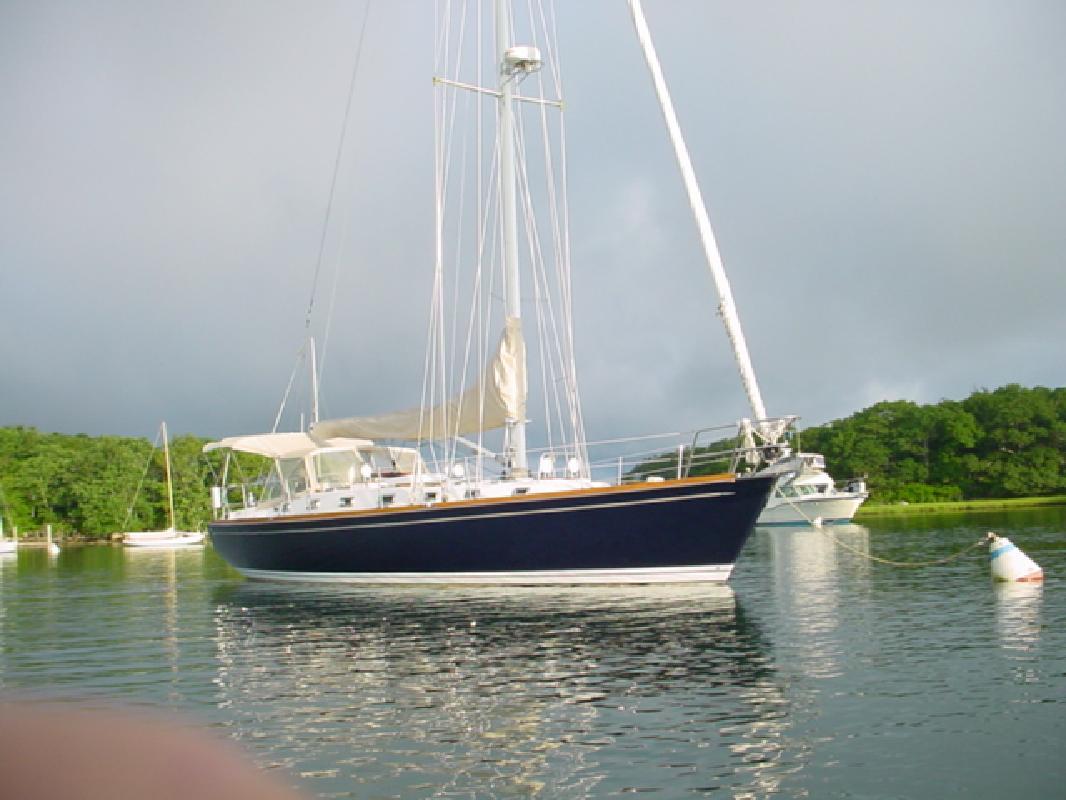 2001 46' Tartan Yachts Tartan 4600 for sale in Milford
