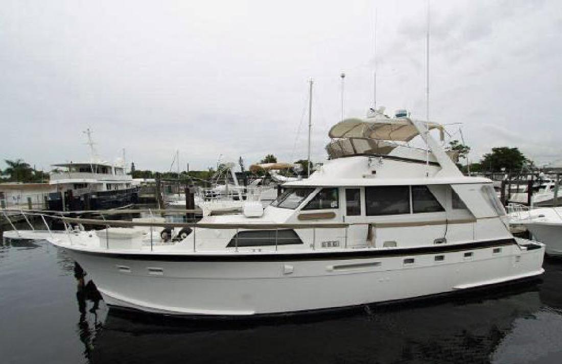 1980 53' Hatteras Yachts Yacht Fisherman
