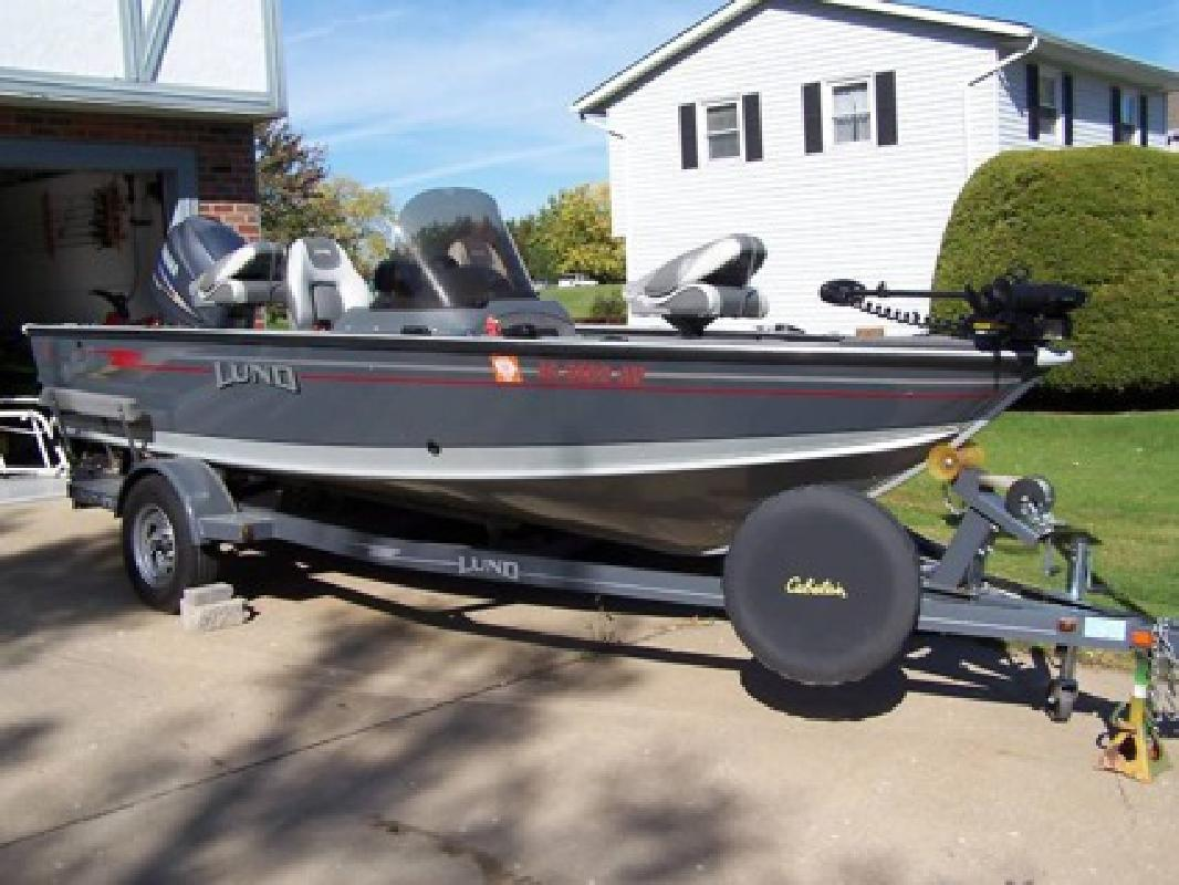 $3,820 OBO 2004 Lund 115hp Yamaha 4stroke Boat