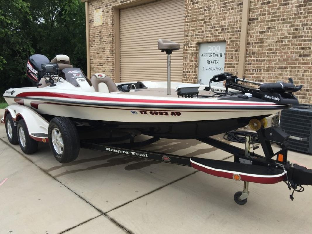 Ranger   New and Used Boats for Sale in Texas