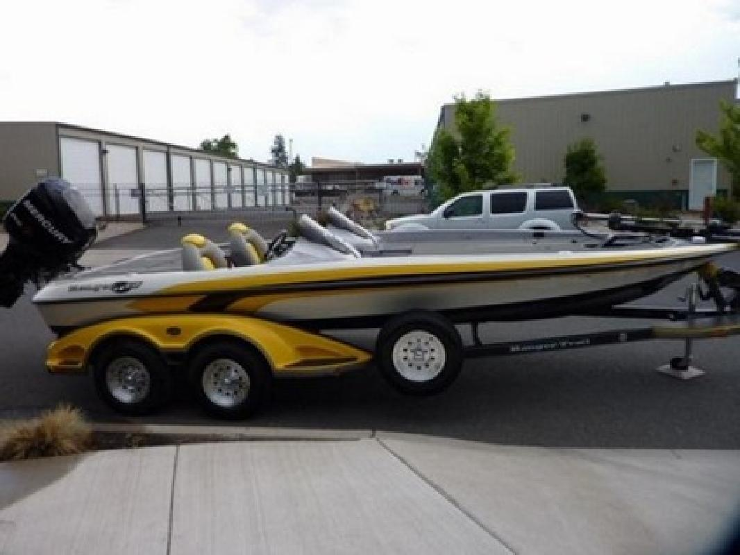 $5,800 2007 Ranger Commanche Z21 Boat