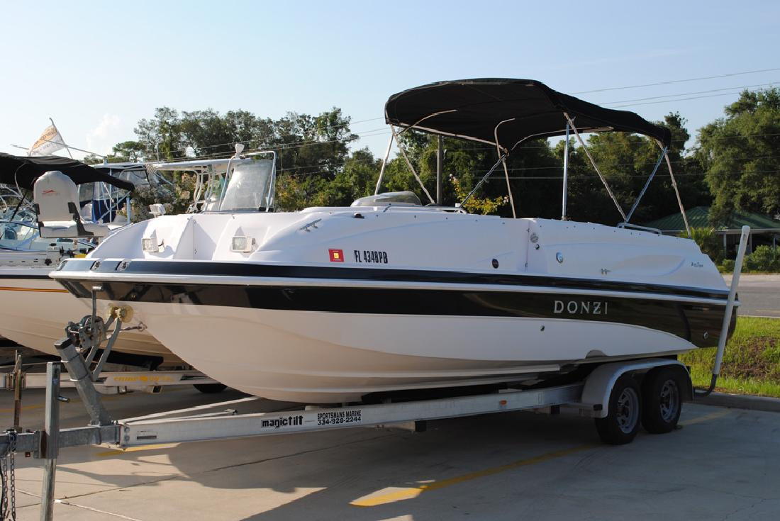 2001 23 Donzi Z23 Sport For Sale In Mary Esther Florida