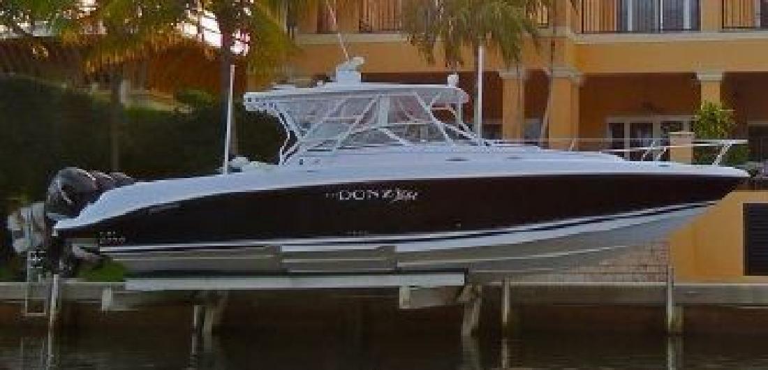2006 Donzi Marine 38 ZSF Pompano Beach FL